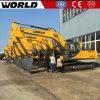 La nueva excavadora hidráulica de 24 toneladas con motor Isuzu (W2245)
