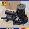 Pompe à eau de fer du nécessaire 6HK1 de moteur diesel d'excavatrice