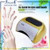 Наивысшая мощность светильник UV & СИД ногтя леча сушильщика ногтя руки
