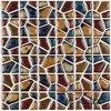 Mosaico a prueba de ácido hecho a mano de la porcelana del más nuevo diseño para la decoración de la pared