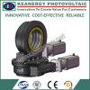 ISO9001/Ce/SGS 7の PV力のための実質のゼロバックラッシュのスルー駆動機構