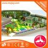 Campo de jogos macio interno do tema da selva dos preços de fábrica de Guangzhou para miúdos