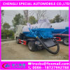 Abwasser-Absaugung-fäkaler saugender Tanker-LKW des Vakuum95hp