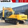 El rendimiento de alto costo 21ton W2215 de la excavadora de la tierra