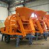 Misturador concreto Diesel móvel do fabricante de China com a bomba para a venda