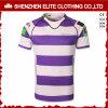 Rugby rayé personnalisé à la mode populaire Jersey (ELTRJI-16)