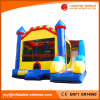 Openlucht Opblaasbaar het Springen Bouncy Huis Combo voor Jonge geitjes (T3-105)