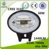 지프를 위한 공장 가격 LED 차 빛 크롬