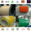 Color Coated Aluminum Coil con el Precio-PE-Orange de Competitive