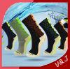 2016 носок женщин хлопка высокого качества новой конструкции изготовленный на заказ в горячем сбывании