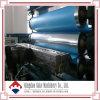 Ligne en plastique de production à la machine de panneau