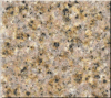 Tuiles normales de granit de la couleur G682 pour le plancher/la partie supérieure du comptoir/mur de cuisine