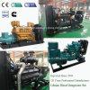 디젤 엔진 발전기 세트 400kw 세륨 ISO는 승인했다