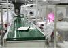 Ligne de convoyeur de courroie du module de panneau LED dans la salle blanche