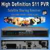 Sistema di esercizio di HD Linux STB, DVB-S2