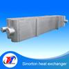 石油化学製品のための平らな版の熱交換器