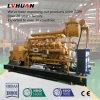 Générateur d'énergie électrique de gaz d'engine de biomasse de centrale de déchets de bois