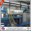 Vente en gros en plastique en aluminium de machine de séparateur de baisse de rebut
