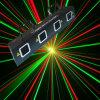 Het rode en Groene Licht van de Laser van het Stadium van 4 Ogen (hl-006)