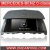 Reproductor de DVD especial de Car para Mercedes-Benz C-Class con el GPS, Bluetooth. (CY-7117)
