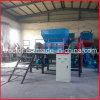 Essieu double/canettes en aluminium des déchets d'Extrusion/bars/plaques/Profil/feuilles Machine déchiqueteuse