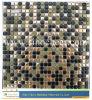 Colorare le mattonelle di mosaico quadrate galvanoplastica miste Glaas