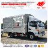 4*2 140CV caja cerca de la camioneta para el transporte de animales