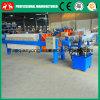 Máquina automática avançada da imprensa de filtro do petróleo do coco