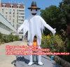 Aufblasbares gehendes Geist-Kostüm für Halloween-Dekoration