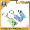 Zacht Milieuvriendelijk pvc Keychain met Customized Logo (kl-3)