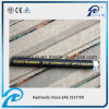 Tuyaux hydrauliques de spirale de fil d'acier de SAE J517 R9