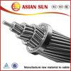 Свободно образцы, по мере того как 3607, проводник ACSR, алюминиевая усиленная сталь, чуть-чуть надземный кабель проводников