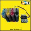 Sistema di rifornimento dell'inchiostro del CISS per Epson T25 Tx125, circuito integrato T1251 del ripristino automatico