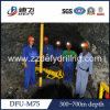 360 degrés de Portable Core Drill Rig pour Underground et Ground Exploration