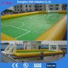 屋外の膨脹可能なフットボール競技場の膨脹可能な石鹸水サッカーの運動場