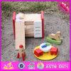Giocattolo di legno della mobilia del bambino dei 2016 commerci all'ingrosso il piccolo, nuovo disegno scherza il piccolo giocattolo di legno della mobilia, la piccola mobilia di legno W06b043