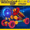 2015 i ultimi giocattoli di plastica di formazione della particella elementare dei bambini