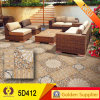 Stein-Blick-keramische Fußboden-Fliese-Fliese des Tintenstrahl-5D (5D412)
