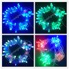 Waterproof luzes do grampo do diodo emissor de luz 12V de 100m para a decoração da árvore de Natal