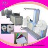 El PE plástico de la venta de Dircet de la fábrica Micro-Hizo espuma estirador del trazador de líneas del casquillo que hacía la máquina