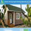 Case moderne prefabbricate concrete del pannello di parete del panino di conservazione calda