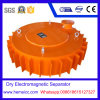 Elettro separatore magnetico asciutto per la rimozione del ferro da polveroso