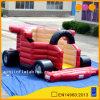 子供(AQ02293)のための車のInflatablesの赤い警備員