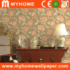Papier de mur de PVC de qualité supérieur/papier peint de vinyle (HM20106)