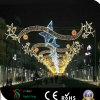거리 훈장을%s 크리스마스 불빛 옥외 폴란드에 의하여 거치되는 빛