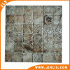 La figura del quadrato del materiale da costruzione ha lucidato le mattonelle di pavimento di ceramica di sembrare di pietra