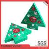 Caja de embalaje modificada para requisitos particulares al por mayor del papel barato de la Navidad 2015