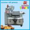 Prensa de aceite de cacahuete, máquina Yzyx95wz de la prensa de aceite de núcleo del cacahuete