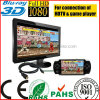 Ouro Plated Game Player HDTV xBox 360 Cabo HDMI