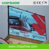 Exposição de diodo emissor de luz ao ar livre elevada da cor cheia da definição P10 de Chipshow